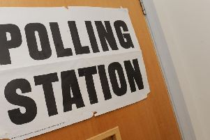 Voters head to the polls on December 12