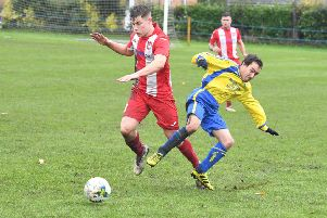 Jonathan Timmins in action for the Wongers.
