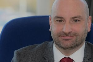 Police and Crime Commissioner Marc Jones