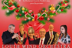 Louth Wind Orchestra.
