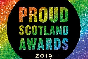 The inaugural Proud Scotland Awards take place this year.