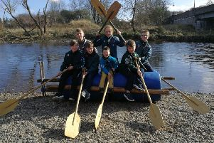 Inverurie Scout Group members are getting ready for the big day