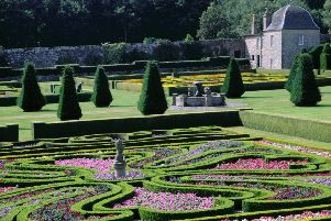 The course will be held at Pitmedden Garden