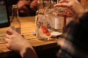 80 different gins from across Scotland will feature at the True Origins Festival this weekend