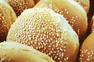 The Bread Guys Bakery's award winning Brioche Buns