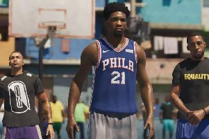 NBA Live 19 is an improvement but is held back by issues