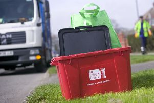 This is when waste will be collected in the Warwick district over the Christmas period.  Photo by Warwick District Council