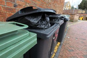 This is how bin collections will change over Christmas. Picture: Alison Bagley