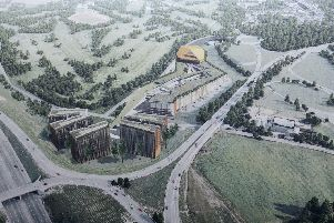 How Newlands Park would look