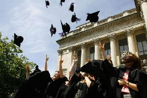 Fears some bright secondary school leavers are disadvantaged over predicted grades to get into university