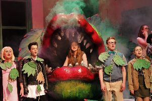 Spa Theatre Juniors perform Little Shop of Horrors