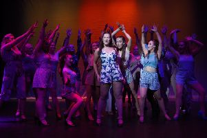 BA (Hons) in musical theatre and cabaret performance degree at the University of Chichester