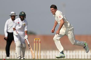 Jamie Overton has joined Northants on loan from Somerset