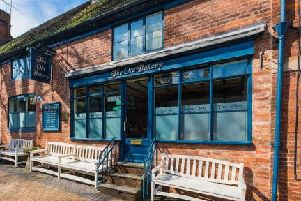 The Old Bakery on the high street of Kenilworth goes on the market