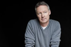 Rory Bremner is among the stars taking part