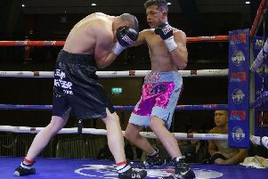 Lucas Ballingall fights for the Southern Area title on June 29