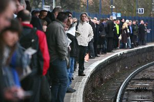 Passengers faced delays and cancellations across the weekend due to disruption on South Western Railways.