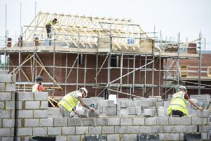 The new homes will be built on land next to the Whitehills pub