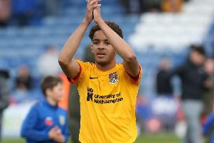 Jay Williams made 14 appearances for the first-team last season. Picture: Pete Norton