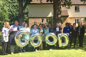 Westlake House in Horsham was rated good by the CQC