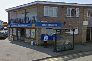 The store in Harbury. Image courtesy of Google Maps.