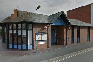The Salvation Army in Chapel Street, which is home to the Salvation Army Way Ahead Project in Leamington. Photo by Google Street View.
