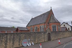 St James' Whiteabbey. Pic by Google.