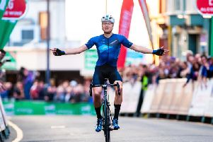 Photo from last year's OVO Energy Tour of Britain. Photo by Alex Whitehead/SWpix.com