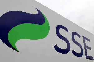 The energy provider SSE has agreed to sell its household supply business to Ovo Group in a 500m deal. Photo: Andrew Milligan/PA Wire