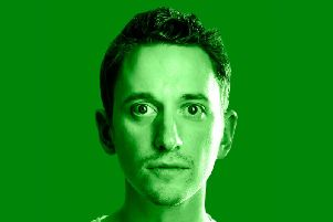 John Robins: Hot Shame, Spa Centre, Leamington, November 2