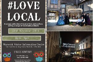 A #LoveLocal fair will be taking place on Victorian Evening.'Top right photo by Gill Fletcher.