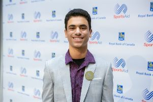AbdAllah Eissa was one of ten  SportsAid One-to-Watch nominations.