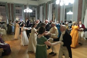The Regency Ball. Photo supplied