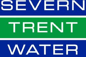 Severn Trent is currently on site. Photo by Severn Trent.