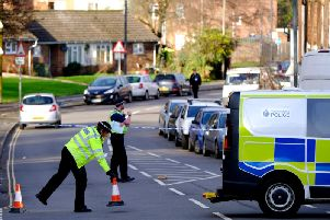Warwickshire Police respond to Leamington stabbing