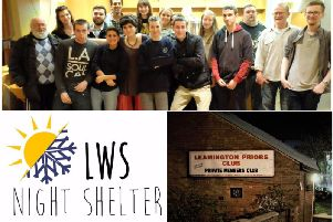 The team at the LWS Night Shelter have responded to the scrapped move plans. Photos by LWS Night Shelter.