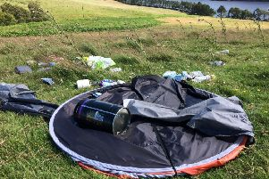 Mountaineering Scotland is calling for a joint approach to tackle the problem of 'dirty camping'.