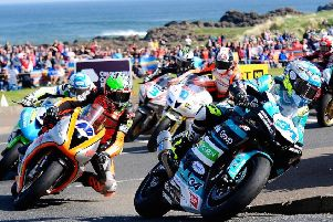 Carrick's Alastair Seeley is gunning for the British Supersport title in 2019 plus more North West 200 victories.