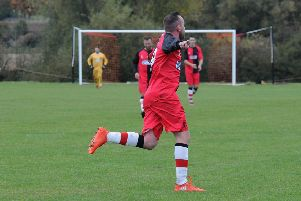 Matt Trinder wrapped up the scoring for Central Ajax.