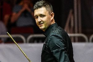 Kettering's Kyren Wilson now has three ranking titles to his name