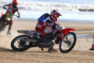 Jack Bell has dominated the junior classes on the Mablethorpe sand in recent seasons EMN-190320-163836002