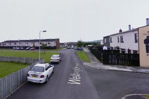 Wellington Green, Larne. Pic by Google