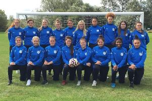 Leicester United Women's FC will groundshare with Melton Town FC at the sports village this season EMN-190814-101322002
