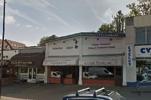 Canton Chef in Haywards Heath has closed. Picture: Google Street View