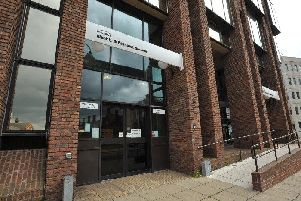 Peterborough Passport Office