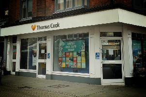 The Thomas Cook shop in Melton EMN-191110-103411001