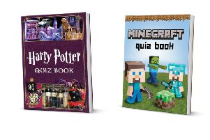 Pupils from Fittlworth CofE Village School have compiled Harry Potter and Minecraft quiz books