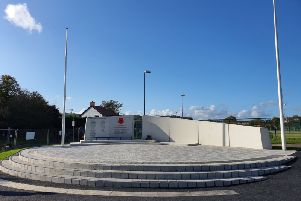 Whitehead War Memorial.