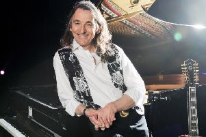 Roger Hodgson. Picture by Rob Shanahan