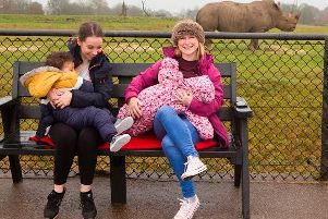 Whipsnade Zoo is 100th sign up for #FreeToFeed breastfeeding campaign